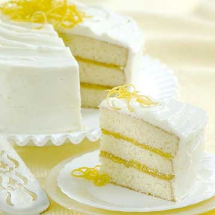 Lemon Velvet Layer Cake Recipes